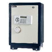 永發 D-58BL3C  電子保險柜 H650*W400*D400  寶藍色箱體+白色門板
