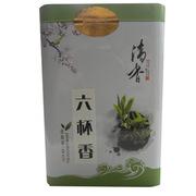 友缘   散装六杯香绿茶 120g