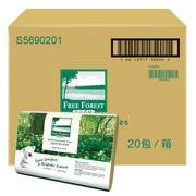 洁云 156902/S5690201 折叠自由森林擦手纸(自然本色)    200张/包 20包/箱