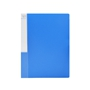 史泰博 NP1035 单强力夹 A4 蓝色 1个