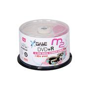 麥克賽爾 DVD+R 光盤 4.7G/16X(50片筒裝) 彩色