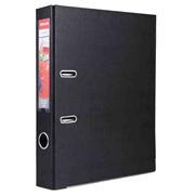 易达 20147 全包胶文件夹 A4 2寸 黑色