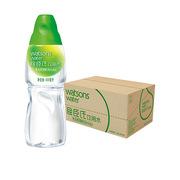 屈臣氏   饮用水 400ml/瓶 24瓶/箱  整箱起售