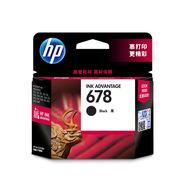 惠普 CZ107AA 678号墨盒 480页 黑色 (适用 HP Deskjet 2515/3515 )