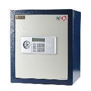 永发 D-45BL3C  电子保险柜 H450*W390*D330  宝蓝色箱体+白色门板