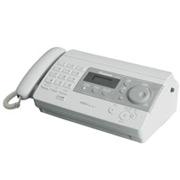 ?#19978;?KX-FT836CN 热敏纸传真机 30M热敏纸 白色