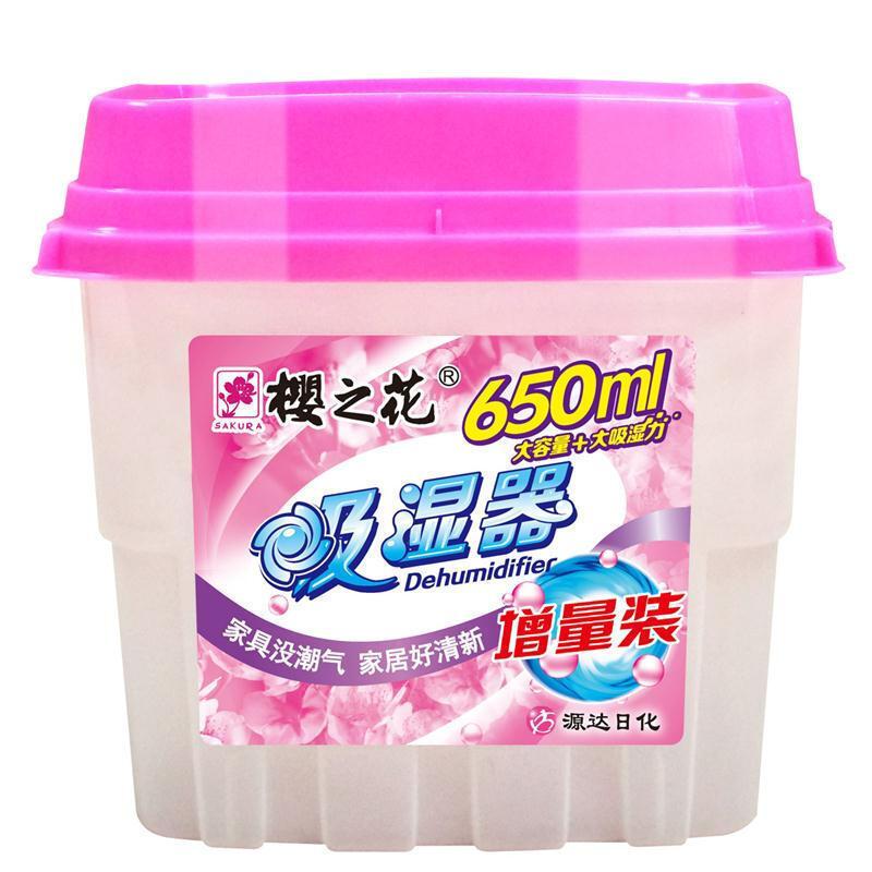 櫻之花 強力吸濕器  260G