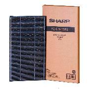 夏普 FZ-C100DFS  可清洗脫臭濾網[適用夏普KC-W280SW空氣凈化器] 功能描述