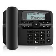 飞利浦 CORD118  电话机   黑色