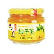 韩今   蜂蜜柚子茶 550g