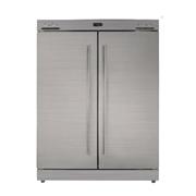 康宝 XDR640-F1A 商用立式全锈钢双门大型高温食具消毒碗柜 586L