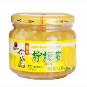 韩今   蜂蜜柠檬茶 550g
