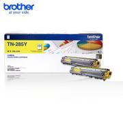 兄弟 TN-285Y 墨粉 2200頁 黃色 適用于兄弟 HL-3170CDW / HL-3150CDN / MFC-9140CDN / DCP-9020CDN / MFC-9340CDW , 約2200頁