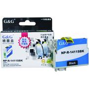 欣格 NP-R-1411SBK 墨盒 10ml (適用 EpsonME33/ ME 330 /ME35/ME350/ME535/Epson ME Office 620F /Epson ME OFFICE 960FWD(顏料))