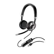 缤特力 Blackwire C720-M USB耳麦    (双耳降噪,Lync版)