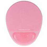 MASCOMMA AM00109/P 波浪腕托鼠標墊 粉色