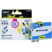 欣格 NP-R-1414SY 墨盒 10ml (適用 EpsonME33/ ME 330 /ME35/ME350/ME535/Epson ME Office 620F /Epson ME OFFICE 960FWD(顏料))