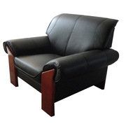 顺华 SH-984 单人位沙发  1100*950*920 黑色