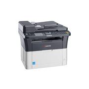 京瓷 FS-1025MFP 黑白激光多功能一体机 A4  打印、复印、扫面、双面、网络