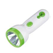 久量 LED-9032 0.5W LED充电式高亮手电筒