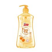 立白 透明瓶洗洁精(橙洁) 1100g