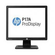 惠普 P17A 液晶显示器 17英寸/方屏5:4/1280x1024/VGA/
