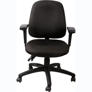 ope电竞娱乐 BT-6262 ope电竞娱乐全能系列办公椅高级款 63.5cmW*57~68cmD*94~103.5cmH 黑色 需客户自己组装