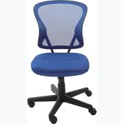 史泰博 BT-2857-2 全能系列辦公椅網布款  藍色 62cmW*65.5cmD*87.5~99cmH 需客戶自己組裝