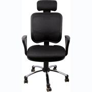 ope电竞娱乐 BT-90289H 全能系列办公椅经典款 60cmW*57cmD*108~115.5cmH 黑色 需客户自己组装