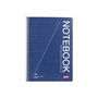 史泰博 SNB550 50頁螺旋筆記本 180*255mm B5 深海藍色 12本/封,48本/箱