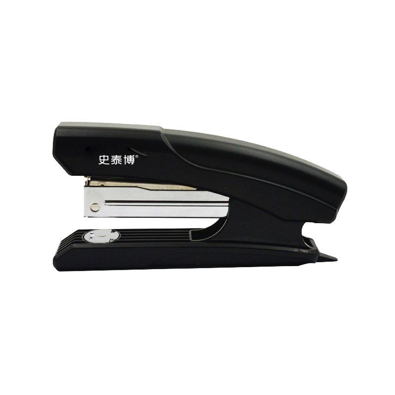 史泰博 STA1003 订书机 适用24/6 26/6针 装订页数20张 125*51*34 黑色