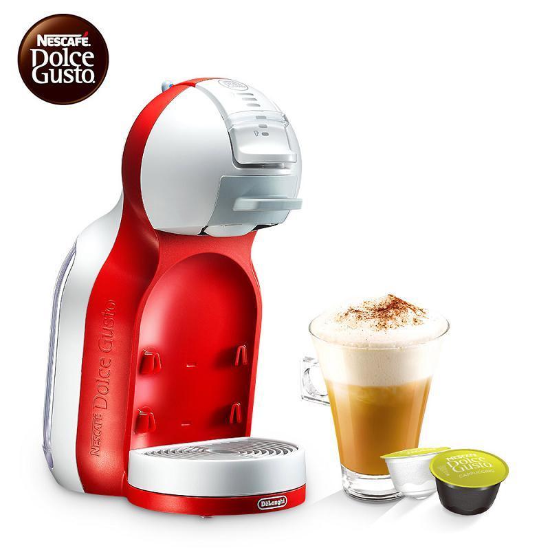 德龙 EDG 305RW 胶囊咖啡机  红色
