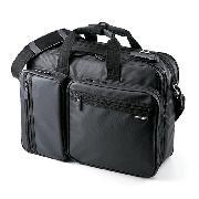 山业 200-BAG048WP 单、双肩笔记本电脑包(防水)  黑色