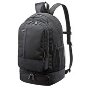 山業 200-BAG078 大容量雙肩包  黑色
