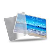 優瑪仕 A4 7C 塑封膜 100套/包 透明白色