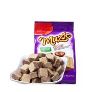 馬奇新新  妙樂榛子巧克力味夾心威化餅干 90g