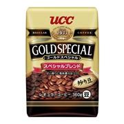 悠詩詩  UCC綜合咖啡豆 360g/袋
