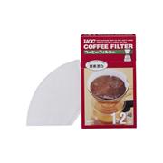 悠诗诗  UCC漂白咖啡滤纸  (1-2人) 40P/盒