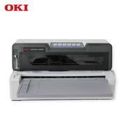 OKI 6300FC 106列智能平推针式打印机   (保修三年)