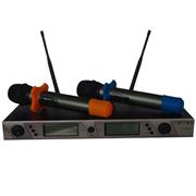 DMJ T-3388 无线话筒 1台无线接收器 2个无线话筒