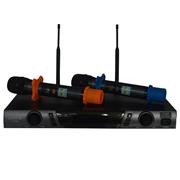 DMJ T-3399 無線話筒 1臺無線接收器 2個無線話筒
