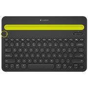 罗技 K480 多功能蓝牙键盘  黑色