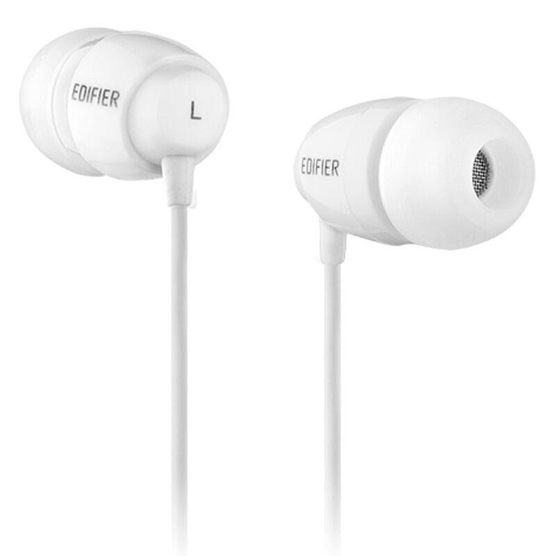漫步者 H210 音樂耳機  白色