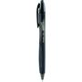 史泰博 B-OG1006 中油笔 12支/盒 0.6半针管头 黑色 12支/盒,12盒/中盒,6中盒/箱
