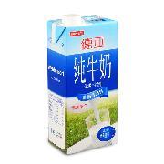 德亚  低脂牛奶德国 1L*12