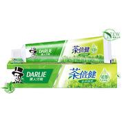 黑人  茶倍健龙井绿茶牙膏 190g