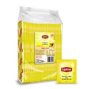 立顿 A80 黄牌精选红茶铝箔装 2g*80片    (红茶)新老包装交替发货