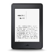 KINDLE Paperwhite 3 �靛��涔���璇诲�� 6�卞�� WIFI 榛���   �ㄦ�板��绾х�� �ょ�奸�������靛��澧ㄦ按瑙��ф�剧ず灞�