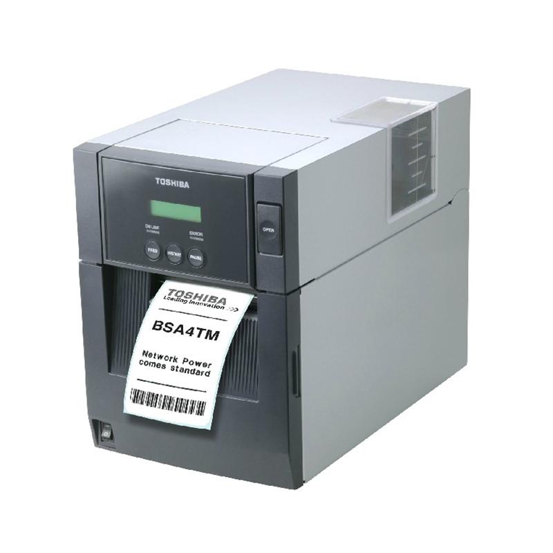 东芝 B-SA4TM-TS12-CN 条码打印机