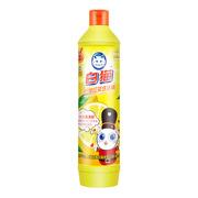 白猫 柠檬红茶 洗洁精 500g 黄瓶
